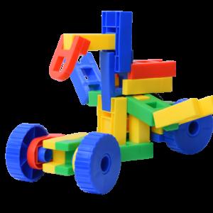 Constructor 3D 100 Piezas