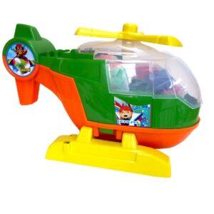 Helicoptero Didáctico 40 piezas
